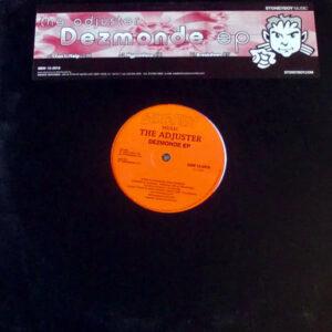 THE ADJUSTER - Dezmonde EP