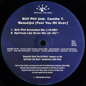 STILL PHIL feat CAMILLA T – Beautiful ( Feel You All Over )