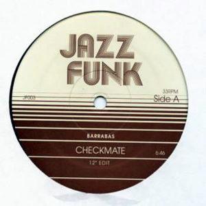 BARRABAS / WOOD, BRASS & STEEL - Checkmate/Funkanova
