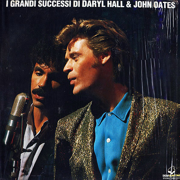 DARYL HALL & JOHN OATES - I Grandi Successi Di…