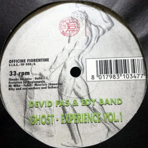 DEVID PAS & BOY BAND - Ghost Experience Vol. 1