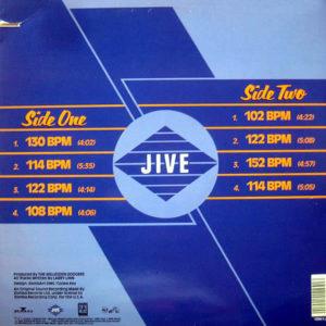 VARIOUS – Jive Rhythm Trax Vol 1