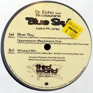 DR ECHO feat NKOSAZANA DIVINE – Blue Sky