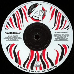 NEON HEIGHTS – Cannonball