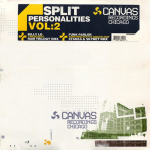 VARIOUS – Split Personalities Vol 2