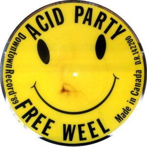 ACID PARTY – Free Weel