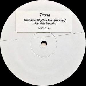 TRONA - Rhythm Man/Insanity