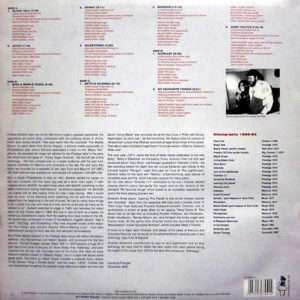 CHARLES EARLAND – Anthology – Funky Organ Grooves