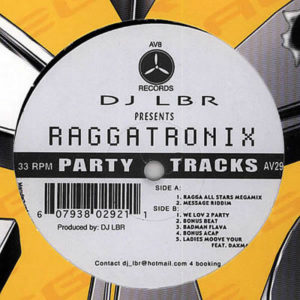DJ LBR presents - Raggatronix