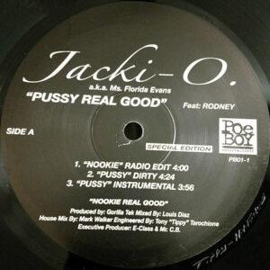 JACKI-O – Nookie Real Good
