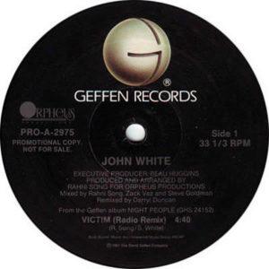 JOHN WHITE – Victim