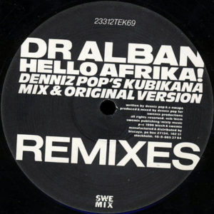 DR ALBAN – Hello Afrika! The Remixes