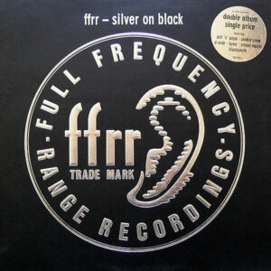 VARIOUS – FFRR Silver On Black