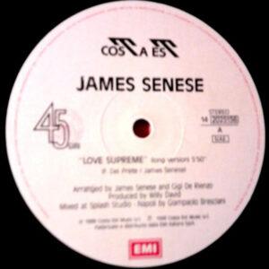 JAMES SENESE - Love Supreme