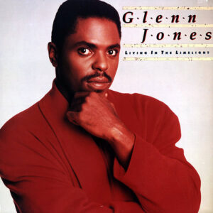 GLENN JONES – Living In The Limelight