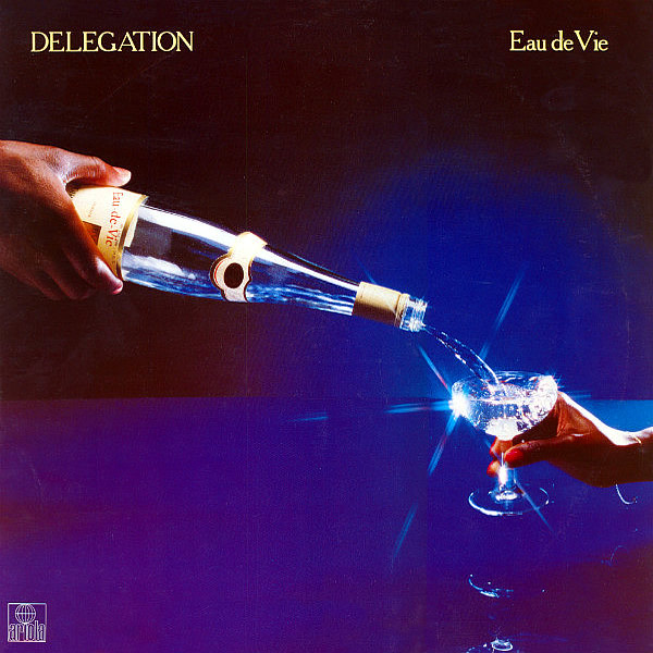 DELEGATION - Eau De Vie