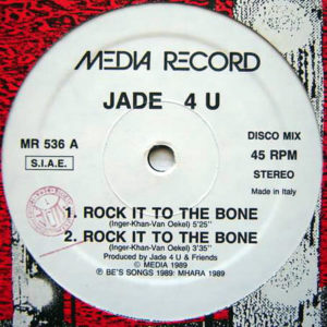 JADE 4 U – Rock To The Bone/Rock To The Beat