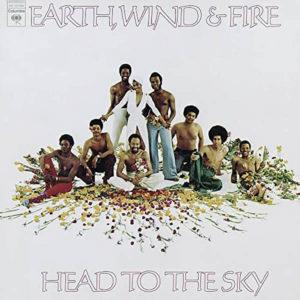 EARTH WIND & FIRE – Head To The Sky