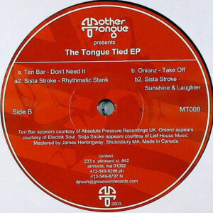 VARIOUS - The Tongue Tied EP
