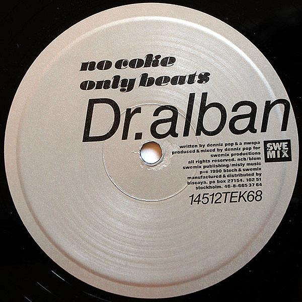 DR ALBAN - No Coke Remix