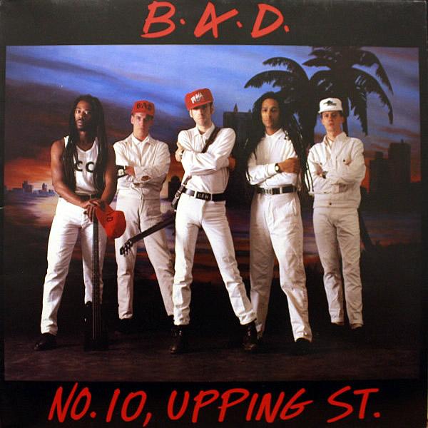 BIG AUDIO DYNAMITE - No. 10 Upping Street