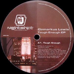 DEMARKUS LEWIS - Tough Enough EP