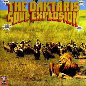THE DAKTARIS - Soul Explosion