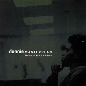 DONNIE - Masterplan I.G. Culture Remix