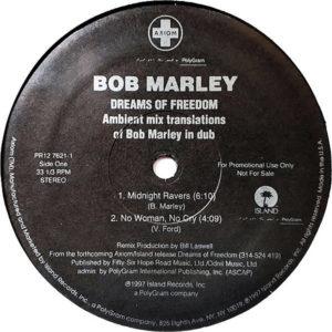 BOB MARLEY – Dreams Of Freedom Ambient Mix Translations Of Bob Marley In Dub