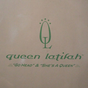 QUEEN LATIFAH - Go Head & She's A Queen