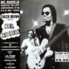 CHUCK BROWN AND THE SOUL SEARCHER - Live '87