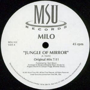 MILO - Jungle Of Mirror