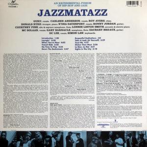 GURU – Jazzmatazz Volume 1