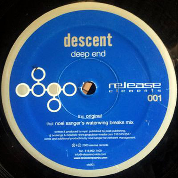 DESCENT - Deep End