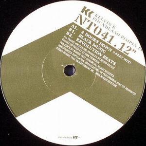 KELVIN K - Poundland Pimpin EP