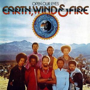 EARTH WIND & FIRE - Open Our Eyes