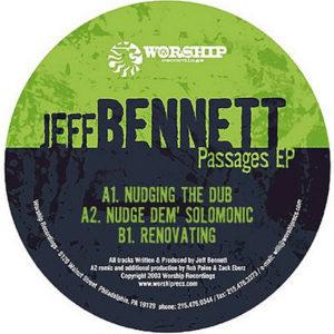 JEFF BENNETT – Passages EP