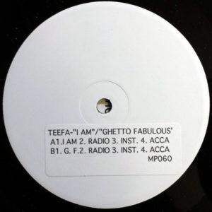 TEEFA - I Am/Ghetto Fabulous