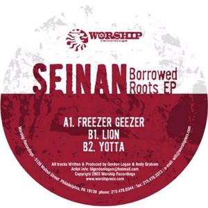 SEINAN – Borrowed Roots EP