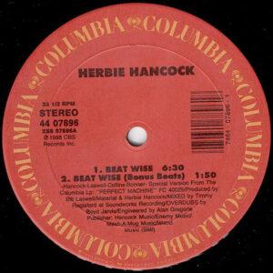 HERBIE HANCOCK - Beat Wise