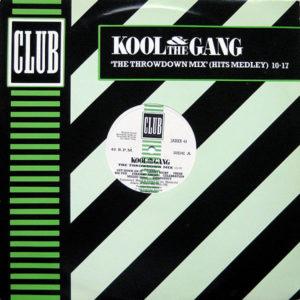 KOOL &  THE GANG – The Throwdown Mix ( Hits Medley )