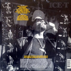 ICE-T – The Iceberg  – Freedom Of Speech… Just Watch What You Say