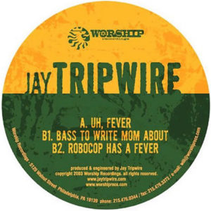 JAY TRIPWIRE – The Fever EP