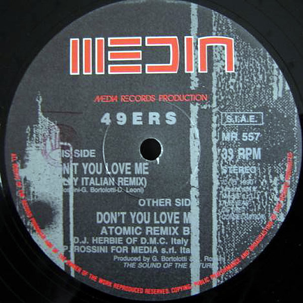 49ERS - Don't You Love Me Remix