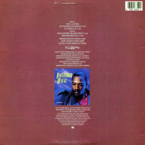 ALEXANDER O'NEAL – The Lovers