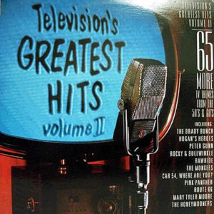 VARIOUS – Television's Greatest Hits Volume II