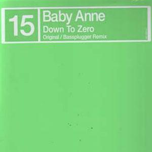 DJ BABY ANNE – Down To Zero