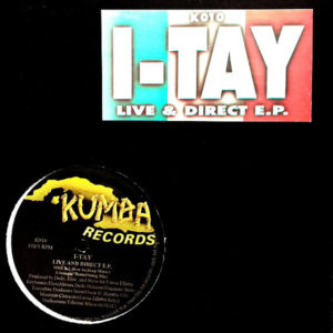 I-TAY – Live And Direct EP