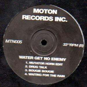 VARIOUS – Water Get No Enemy
