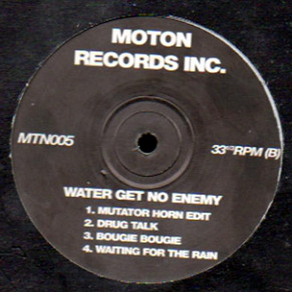 VARIOUS - Water Get No Enemy